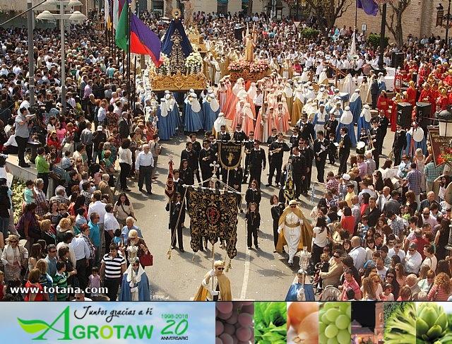 Procesión del Encuentro. Domingo de Resurrección 2014 - 607