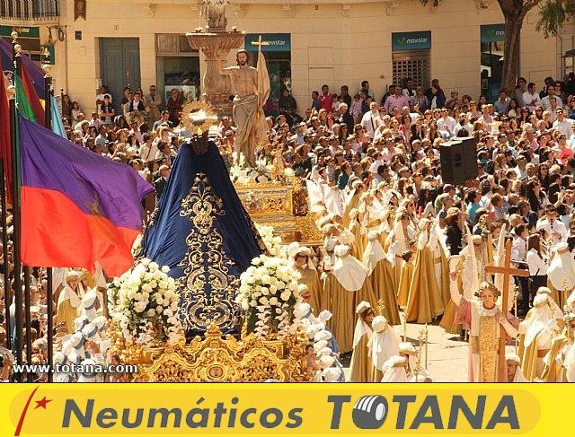 Procesión del Encuentro. Domingo de Resurrección 2014 - 615