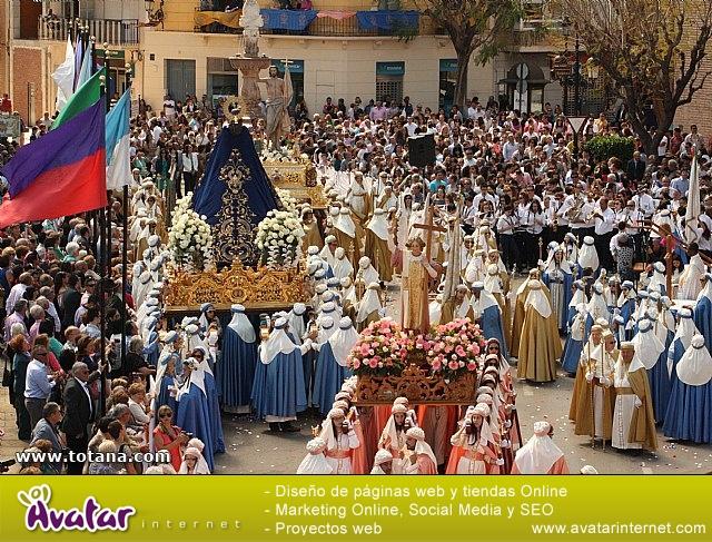 Procesión del Encuentro. Domingo de Resurrección 2014 - 618