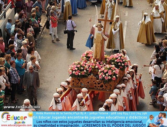Procesión del Encuentro. Domingo de Resurrección 2014 - 620