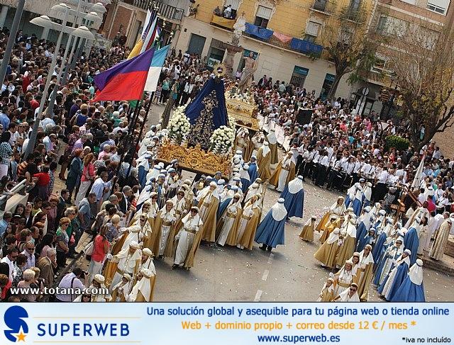 Procesión del Encuentro. Domingo de Resurrección 2014 - 627