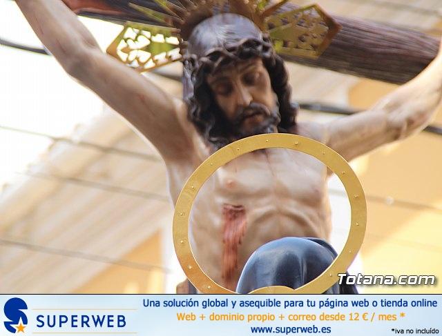 Encuentro Nuestro Padre Jesús, Lavatorio de Pilatos y Jesús en el Calvario - Semana Santa 2017 - 5