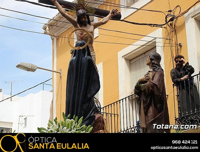 Encuentro Nuestro Padre Jesús, Lavatorio de Pilatos y Jesús en el Calvario - Semana Santa 2017 - 17