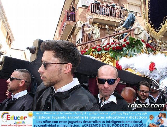 Encuentro Nuestro Padre Jesús, Lavatorio de Pilatos y Jesús en el Calvario - Semana Santa 2017 - 20