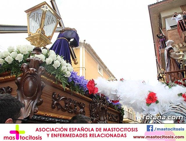 Encuentro Nuestro Padre Jesús, Lavatorio de Pilatos y Jesús en el Calvario - Semana Santa 2017 - 36