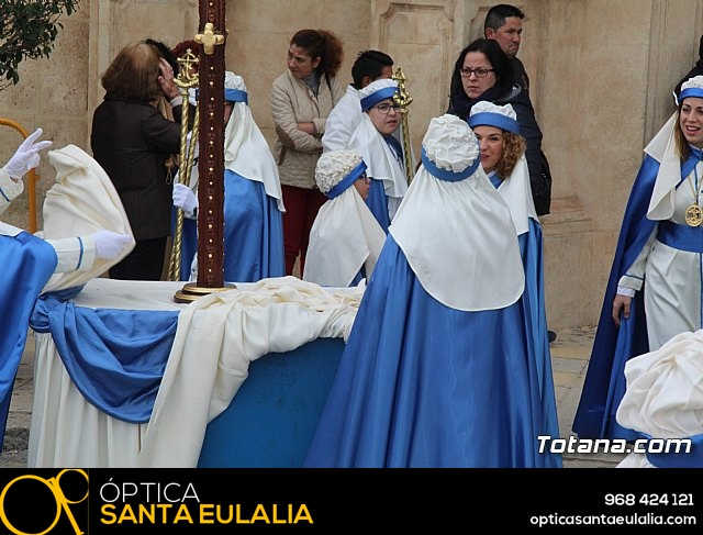 Procesión del Encuentro - Domingo de Resurrección 2019 - 8