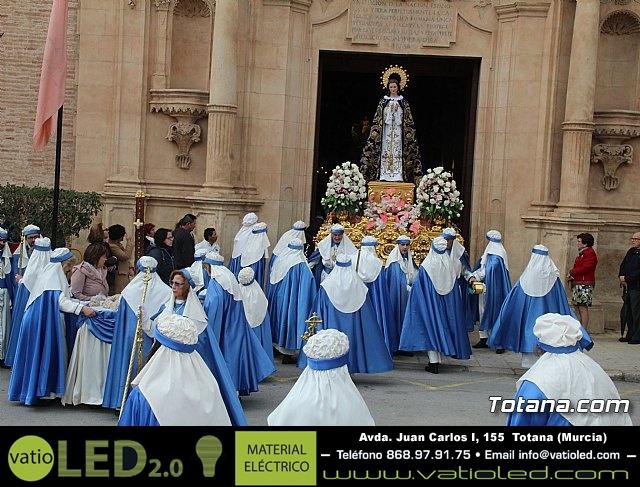 Procesión del Encuentro - Domingo de Resurrección 2019 - 14