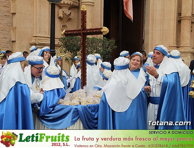 Procesión del Encuentro - Domingo de Resurrección 2019 - 35