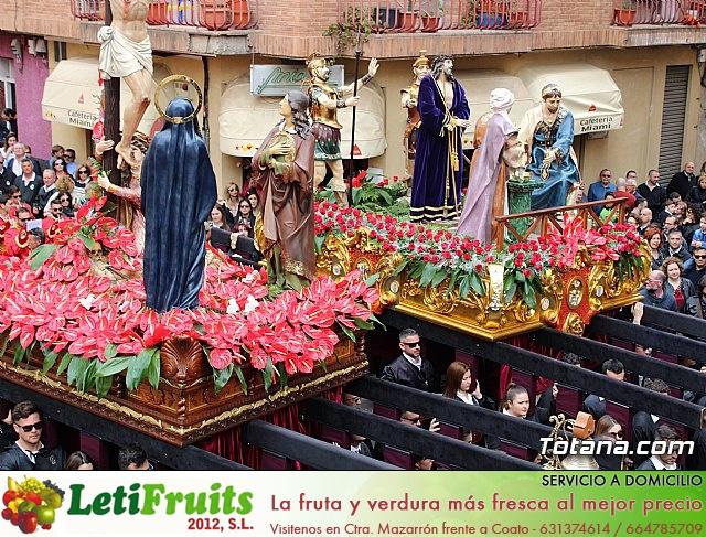 Encuentro Nuestro Padre Jesús, Lavatorio de Pilatos y Jesús en el Calvario - Semana Santa 2018 - 10