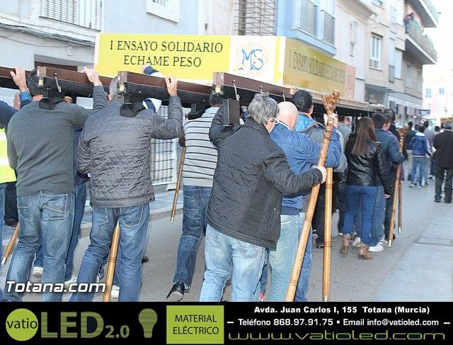I Ensayo Solidario