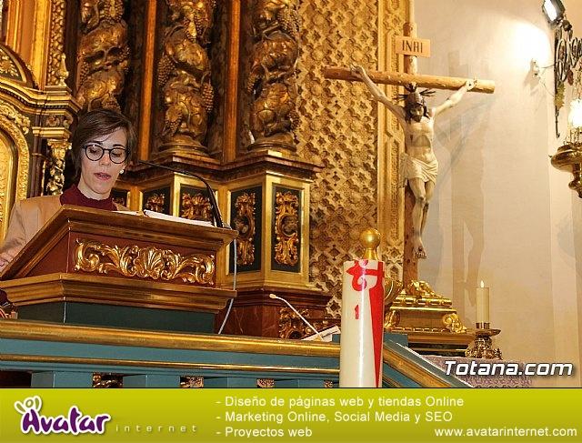 Imposición de escapularios Cristo de la Agonía y Virgen de la Esperanza 2017 - 12