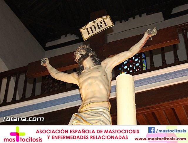 Imposición de escapularios Cristo de la Agonía y Virgen de la Esperanza 2015 - 3