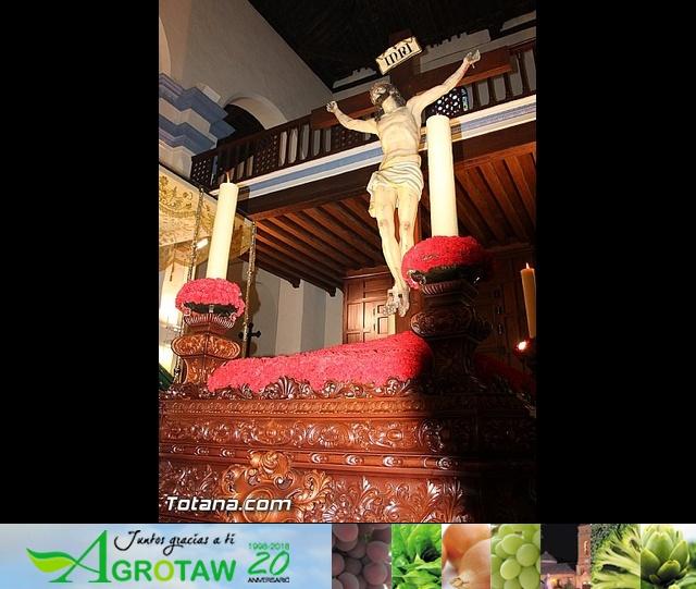 Imposición de escapularios Cristo de la Agonía y Virgen de la Esperanza 2015 - 4