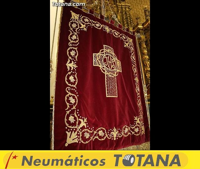 Imposición de escapularios Cristo de la Agonía y Virgen de la Esperanza 2015 - 19