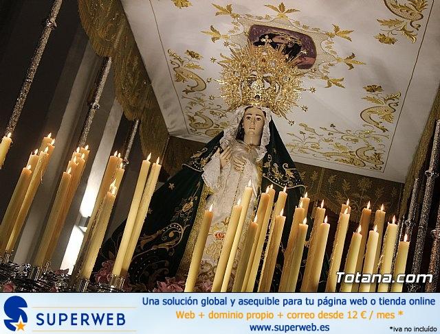 Imposición de escapularios Cristo de la Agonía y Virgen de la Esperanza 2019 - 2