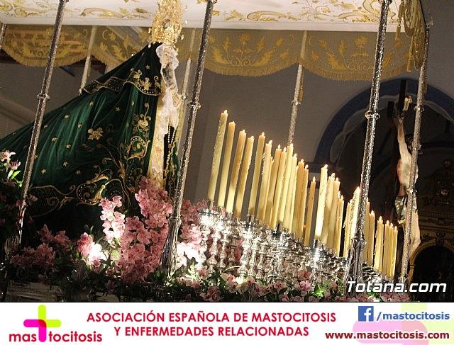 Imposición de escapularios Cristo de la Agonía y Virgen de la Esperanza 2019 - 48
