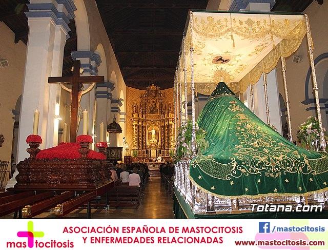 Imposición de escapularios Cristo de la Agonía y Virgen de la Esperanza 2019 - 57