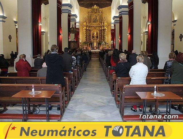 Solemne eucaristía con motivo de la festividad de la Patrona de Totana, Santa Eulalia de Mérida 2020 - 3