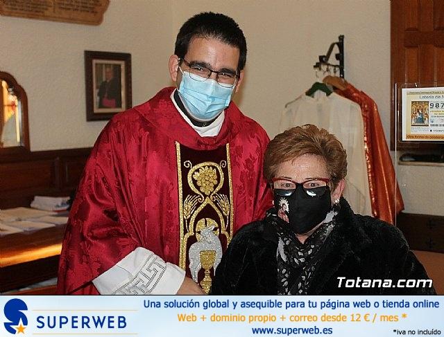 Solemne eucaristía con motivo de la festividad de la Patrona de Totana, Santa Eulalia de Mérida 2020 - 4
