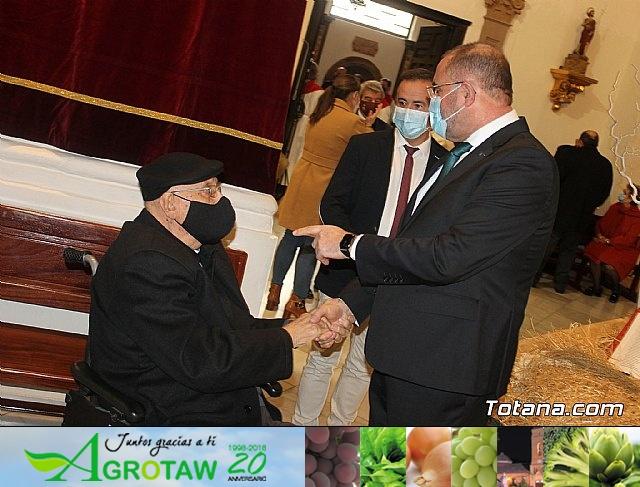 Solemne eucaristía con motivo de la festividad de la Patrona de Totana, Santa Eulalia de Mérida 2020 - 5