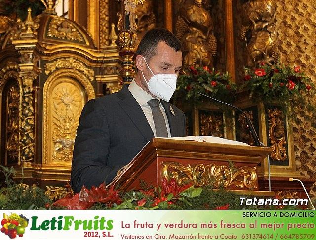 Solemne eucaristía con motivo de la festividad de la Patrona de Totana, Santa Eulalia de Mérida 2020 - 8