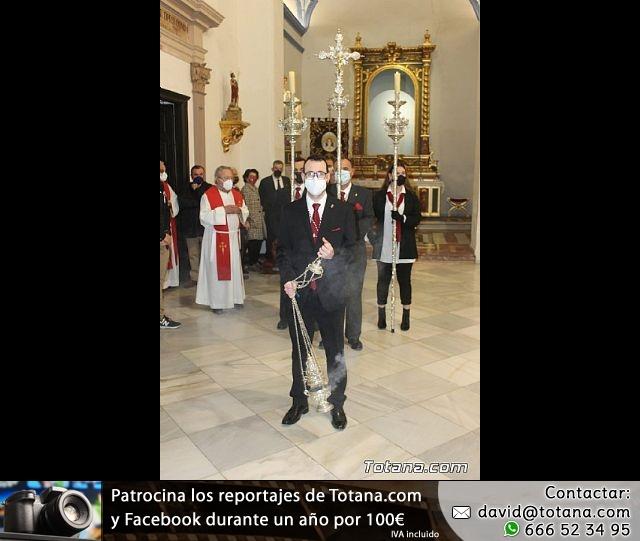 Solemne eucaristía con motivo de la festividad de la Patrona de Totana, Santa Eulalia de Mérida 2020 - 11