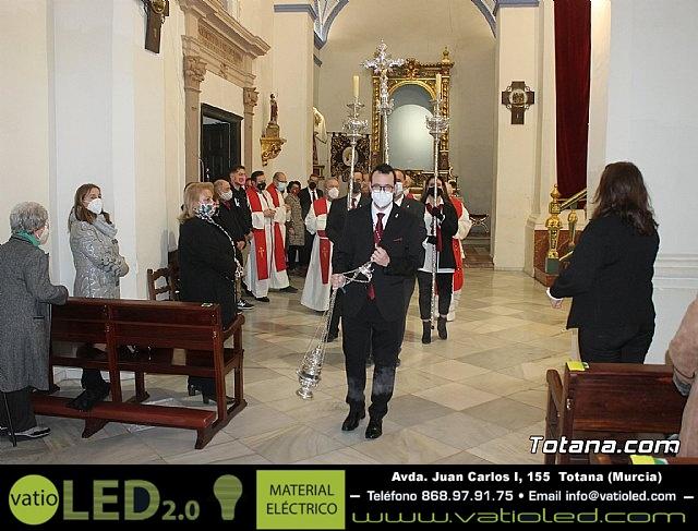Solemne eucaristía con motivo de la festividad de la Patrona de Totana, Santa Eulalia de Mérida 2020 - 12
