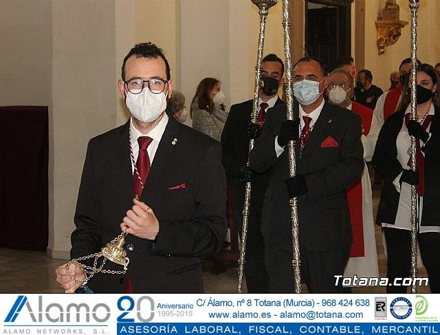 Solemne eucaristía con motivo de la festividad de la Patrona de Totana, Santa Eulalia de Mérida 2020 - 13