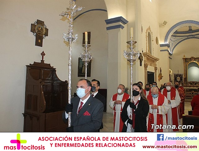 Solemne eucaristía con motivo de la festividad de la Patrona de Totana, Santa Eulalia de Mérida 2020 - 14