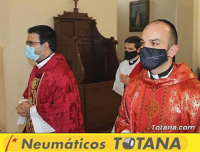 Solemne eucaristía con motivo de la festividad de la Patrona de Totana, Santa Eulalia de Mérida 2020 - 18