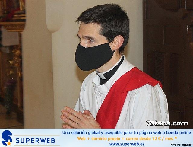 Solemne eucaristía con motivo de la festividad de la Patrona de Totana, Santa Eulalia de Mérida 2020 - 19