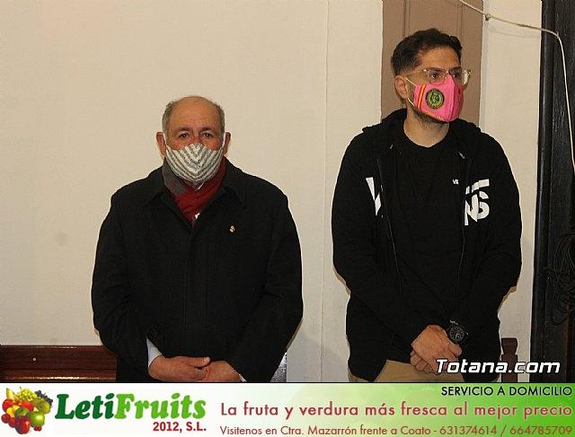 Solemne eucaristía con motivo de la festividad de la Patrona de Totana, Santa Eulalia de Mérida 2020 - 32
