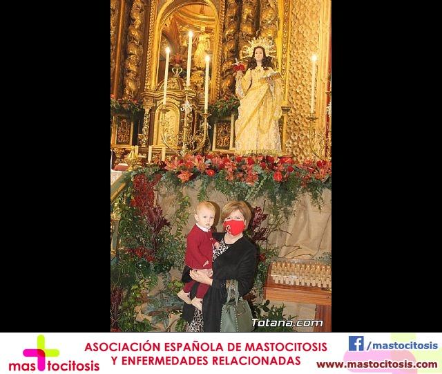 Solemne eucaristía con motivo de la festividad de la Patrona de Totana, Santa Eulalia de Mérida 2020 - 197