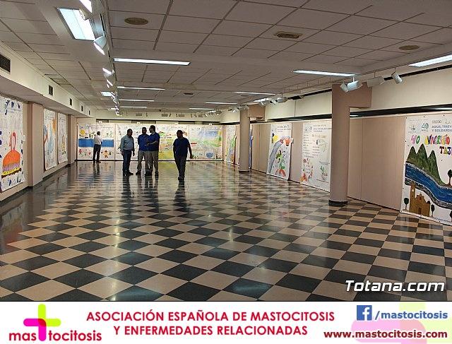 Exposición murales 40 aniversario Comunidad de Regantes Totana - 1