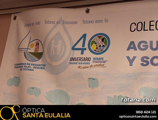 Exposición murales 40 aniversario Comunidad de Regantes Totana - 4