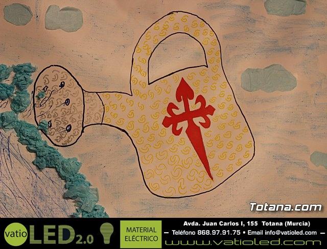 Exposición murales 40 aniversario Comunidad de Regantes Totana - 5