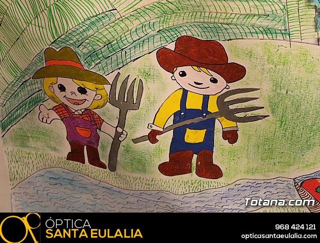 Exposición murales 40 aniversario Comunidad de Regantes Totana - 7