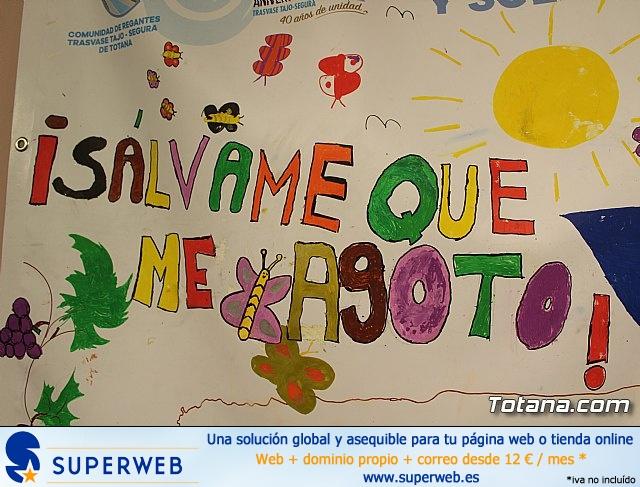 Exposición murales 40 aniversario Comunidad de Regantes Totana - 19