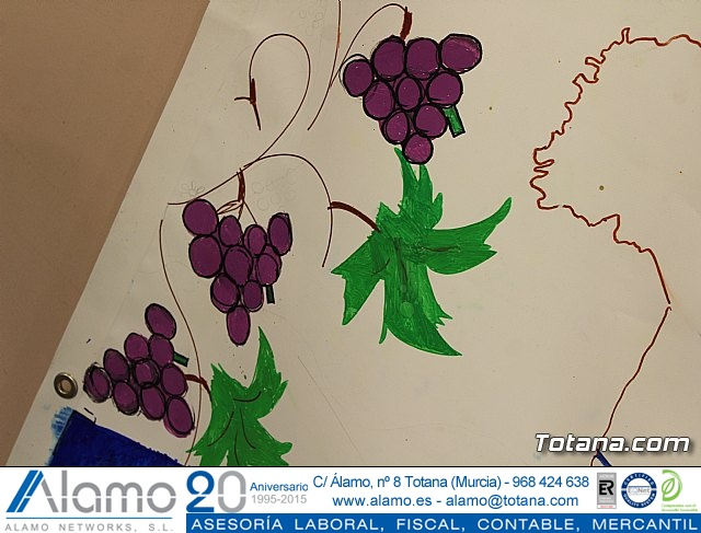 Exposición murales 40 aniversario Comunidad de Regantes Totana - 23