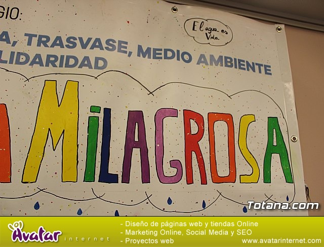Exposición murales 40 aniversario Comunidad de Regantes Totana - 28