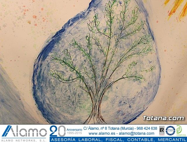 Exposición murales 40 aniversario Comunidad de Regantes Totana - 35