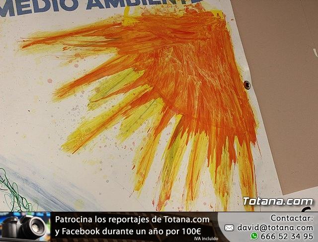 Exposición murales 40 aniversario Comunidad de Regantes Totana - 37