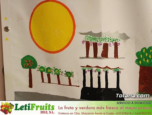 Exposición murales 40 aniversario Comunidad de Regantes Totana - 44