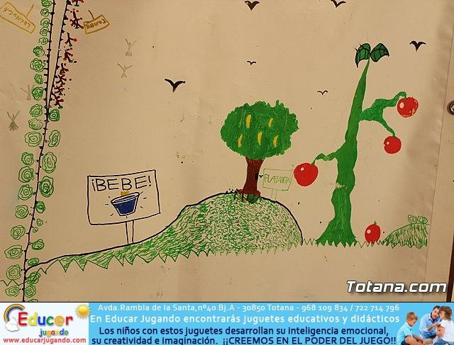 Exposición murales 40 aniversario Comunidad de Regantes Totana - 46