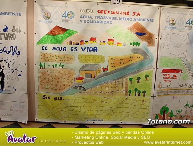 Exposición murales 40 aniversario Comunidad de Regantes Totana - 55