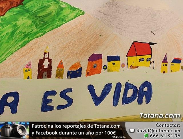 Exposición murales 40 aniversario Comunidad de Regantes Totana - 57