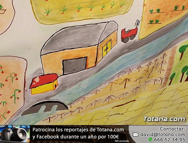 Exposición murales 40 aniversario Comunidad de Regantes Totana - 60