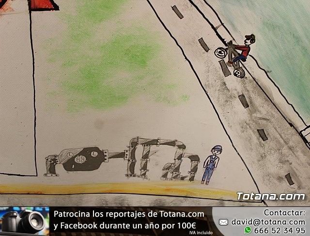 Exposición murales 40 aniversario Comunidad de Regantes Totana - 65