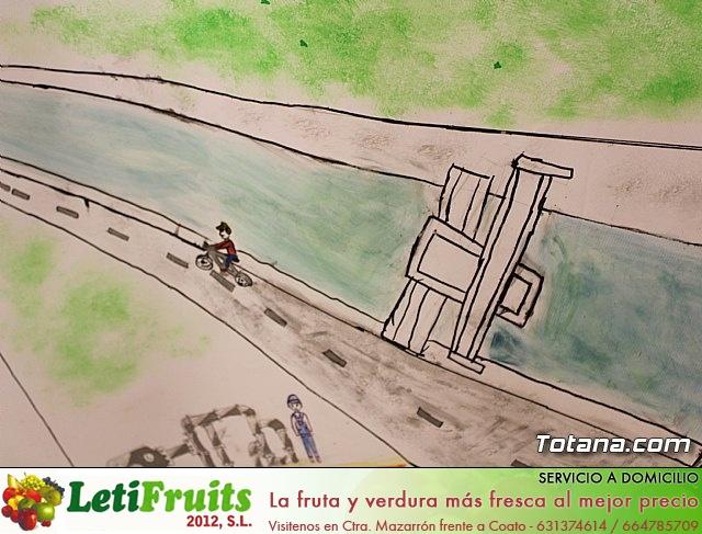 Exposición murales 40 aniversario Comunidad de Regantes Totana - 66