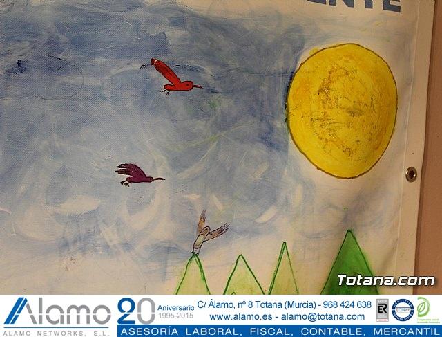 Exposición murales 40 aniversario Comunidad de Regantes Totana - 68